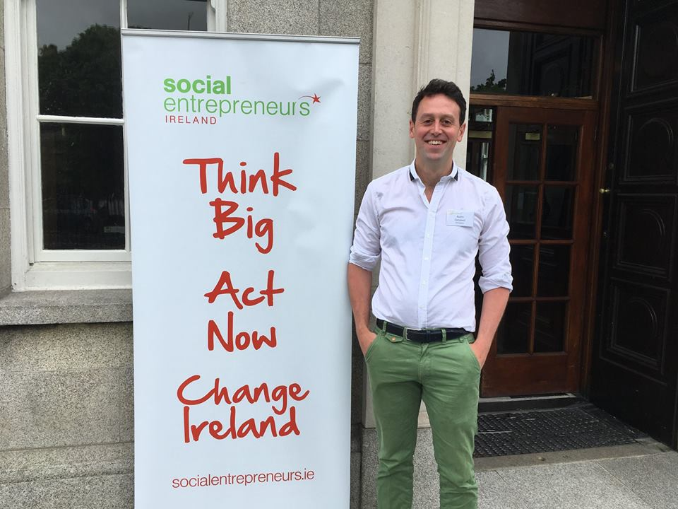 CEO-Austin Campbell - Austin has worked in the homeless sector for a number of years and it was frustration at the lack of meaningful solutions to this pressing issue that led to his co-founding My Streets Ireland. Austin is a Social Entrepreneurs Ireland awardee for 2018 and winner of DCU President's Award for Public Engagement 2019. He believes that storytelling can be used to change outcomes for individuals and communities.