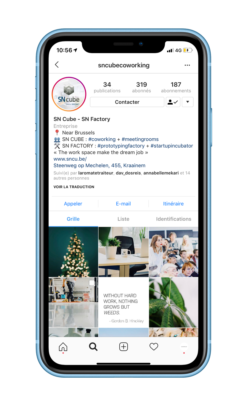 Community management - Facebook, Instagram, Mailchimp