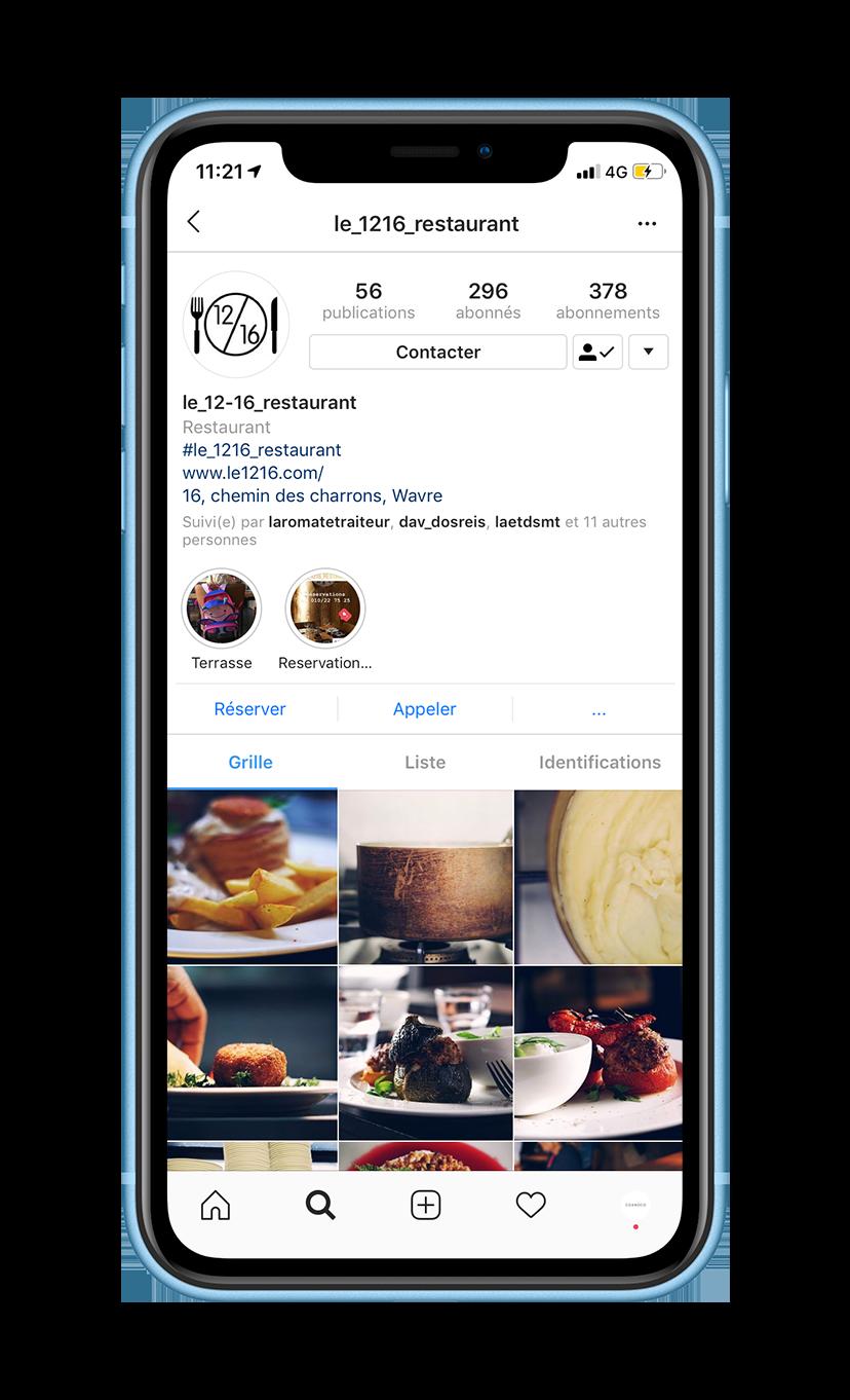 Community management - Facebook, Instagram, Mailing