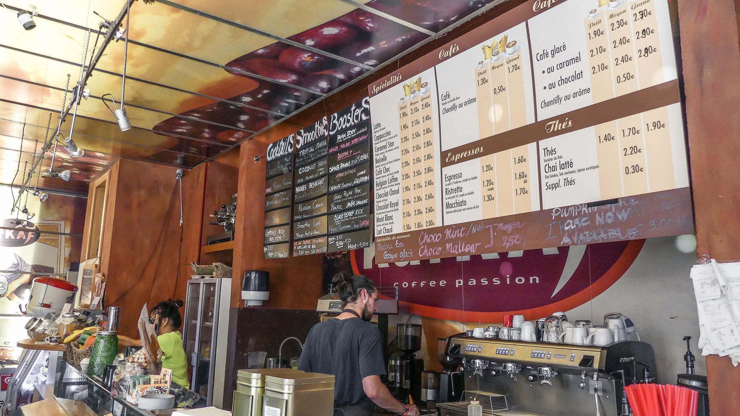 Café Kafkaf