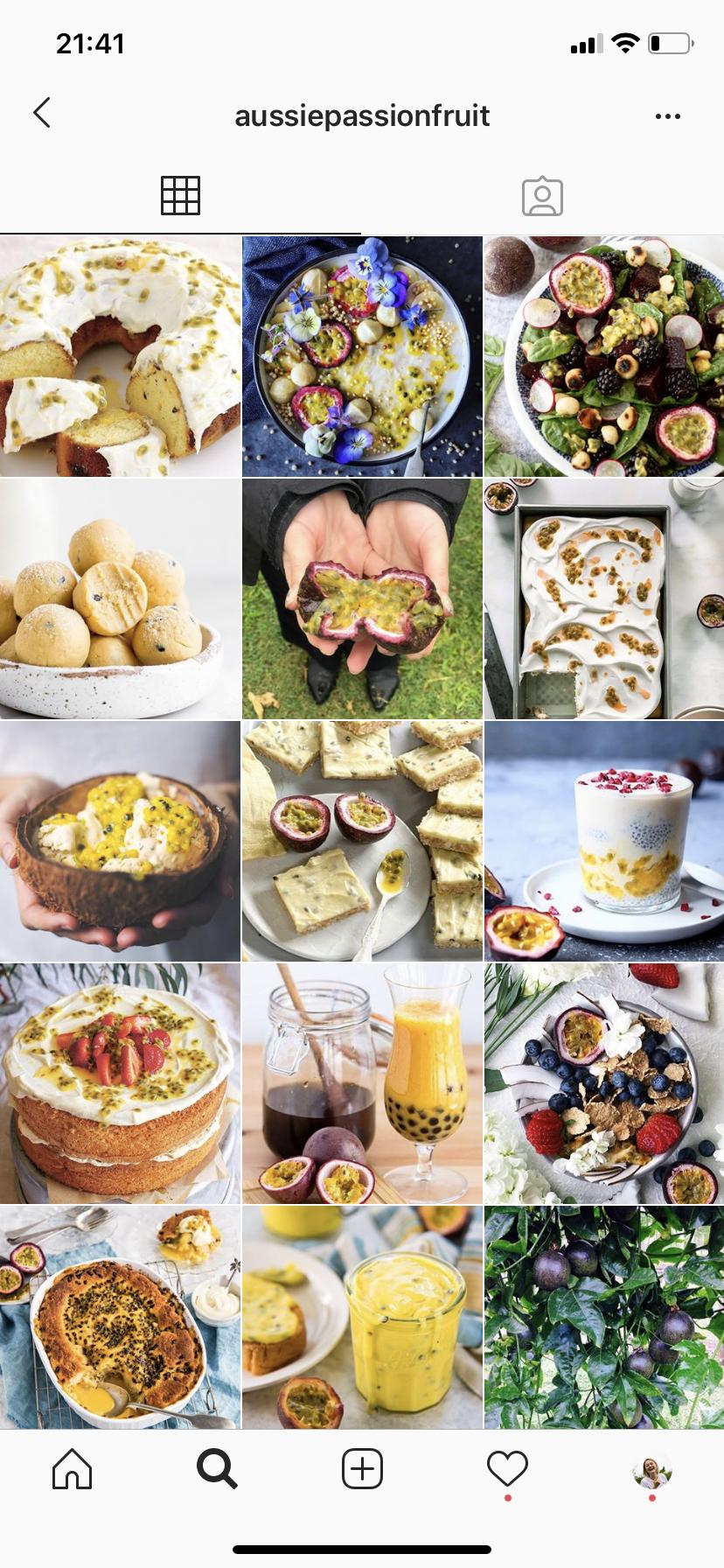 Quel layout choisir pour son feed instagram ?