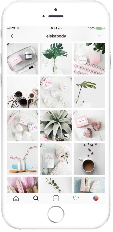 Quel feed instagram choisir ? Les bordures