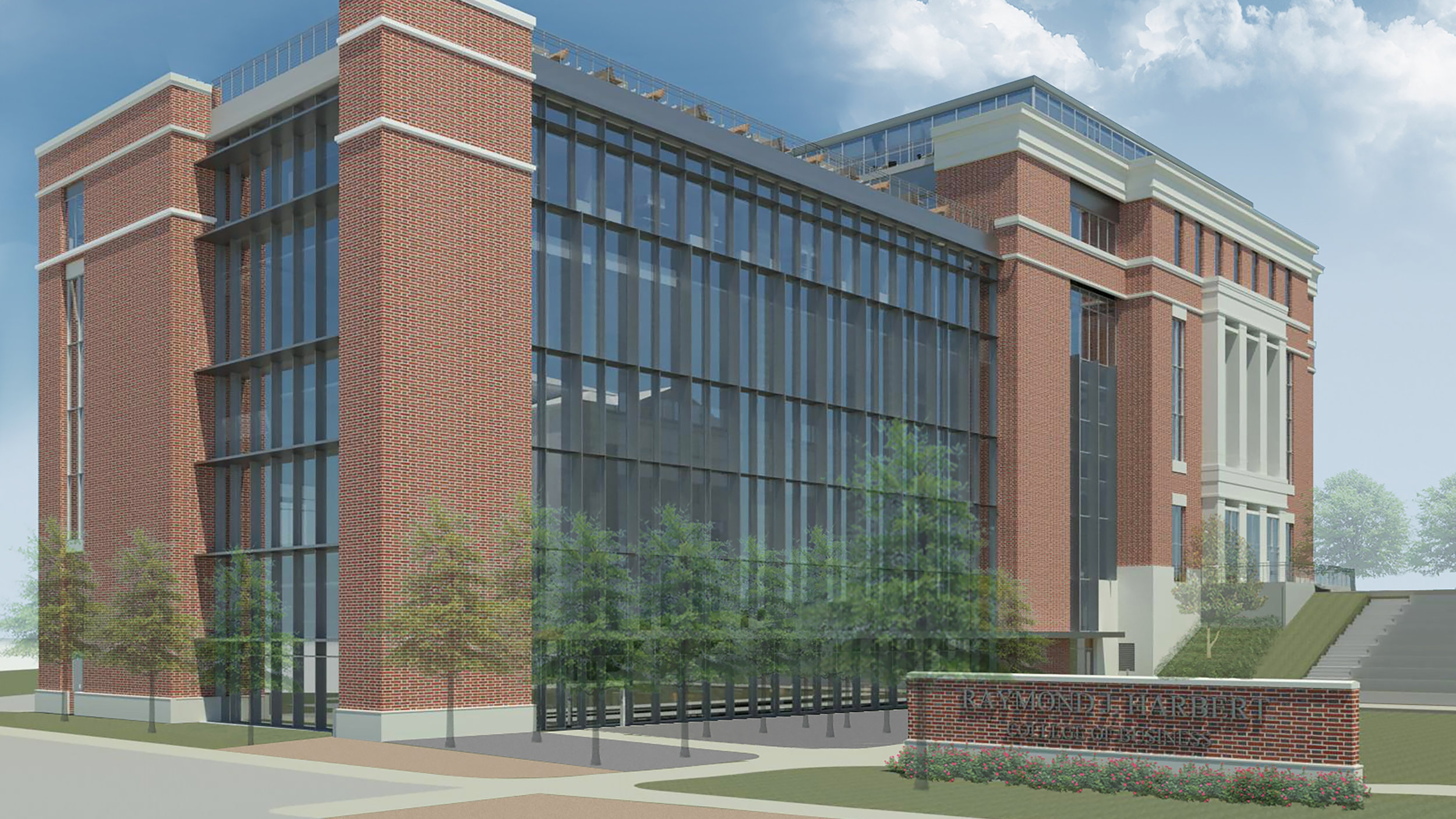 Auburn Harbert College of Business