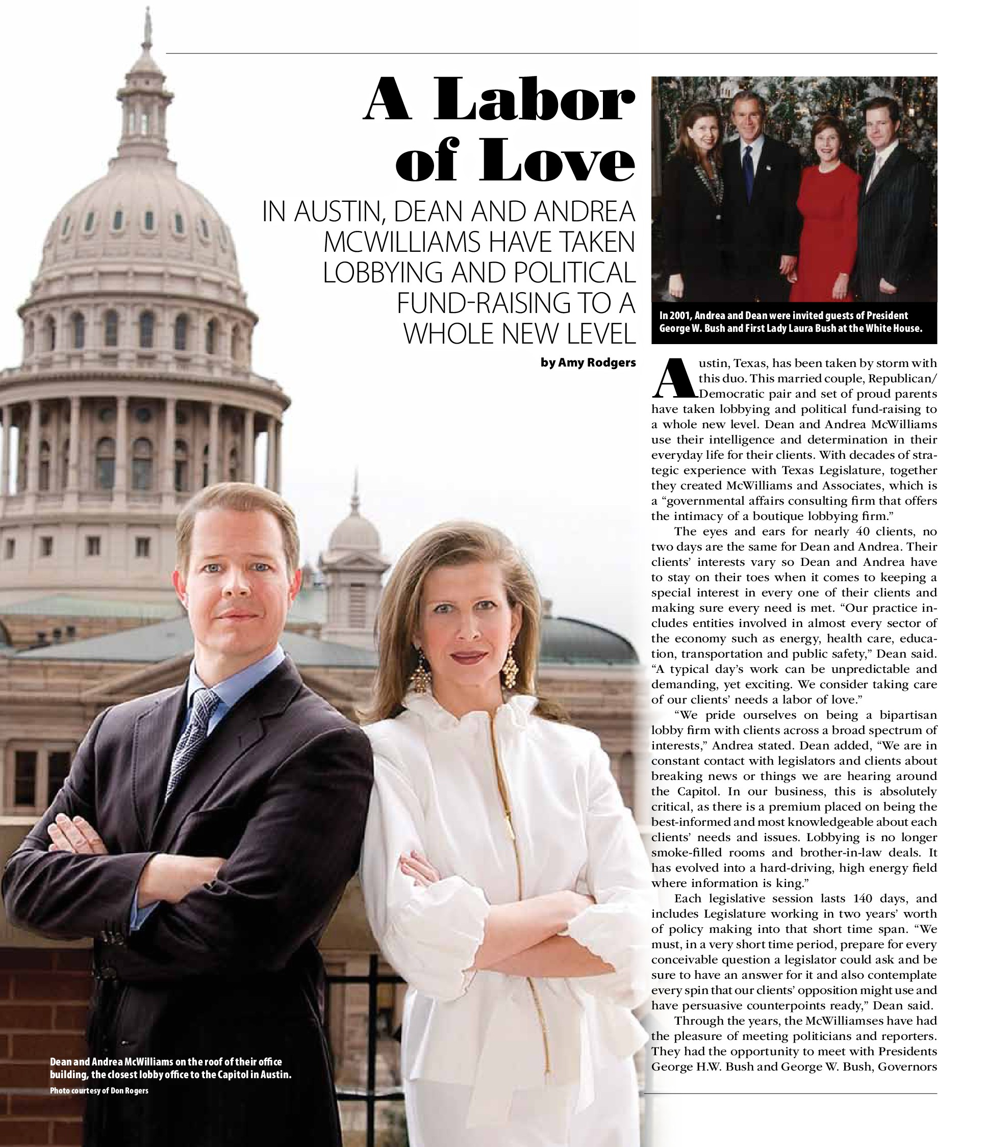 A Labor of Love - Four States Living Magazine