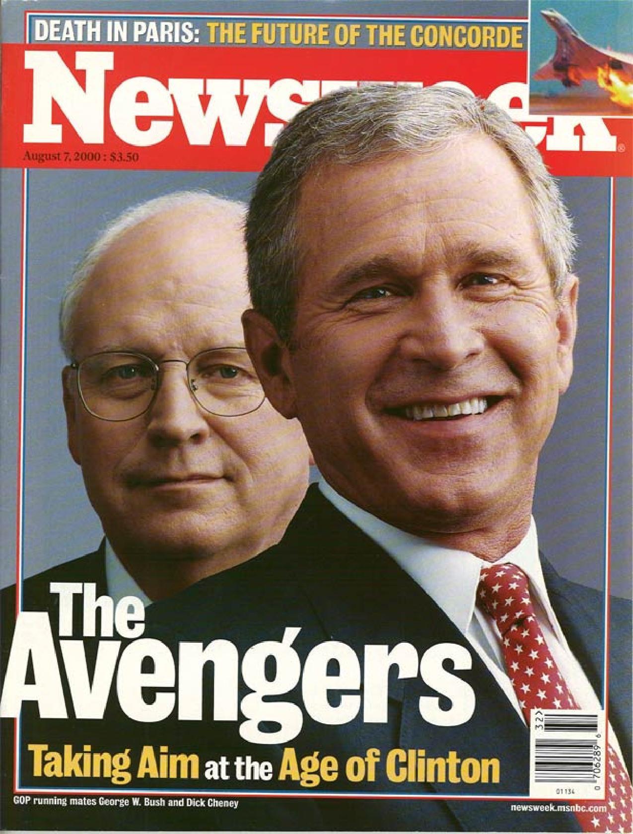 The Avengers - Newsweek