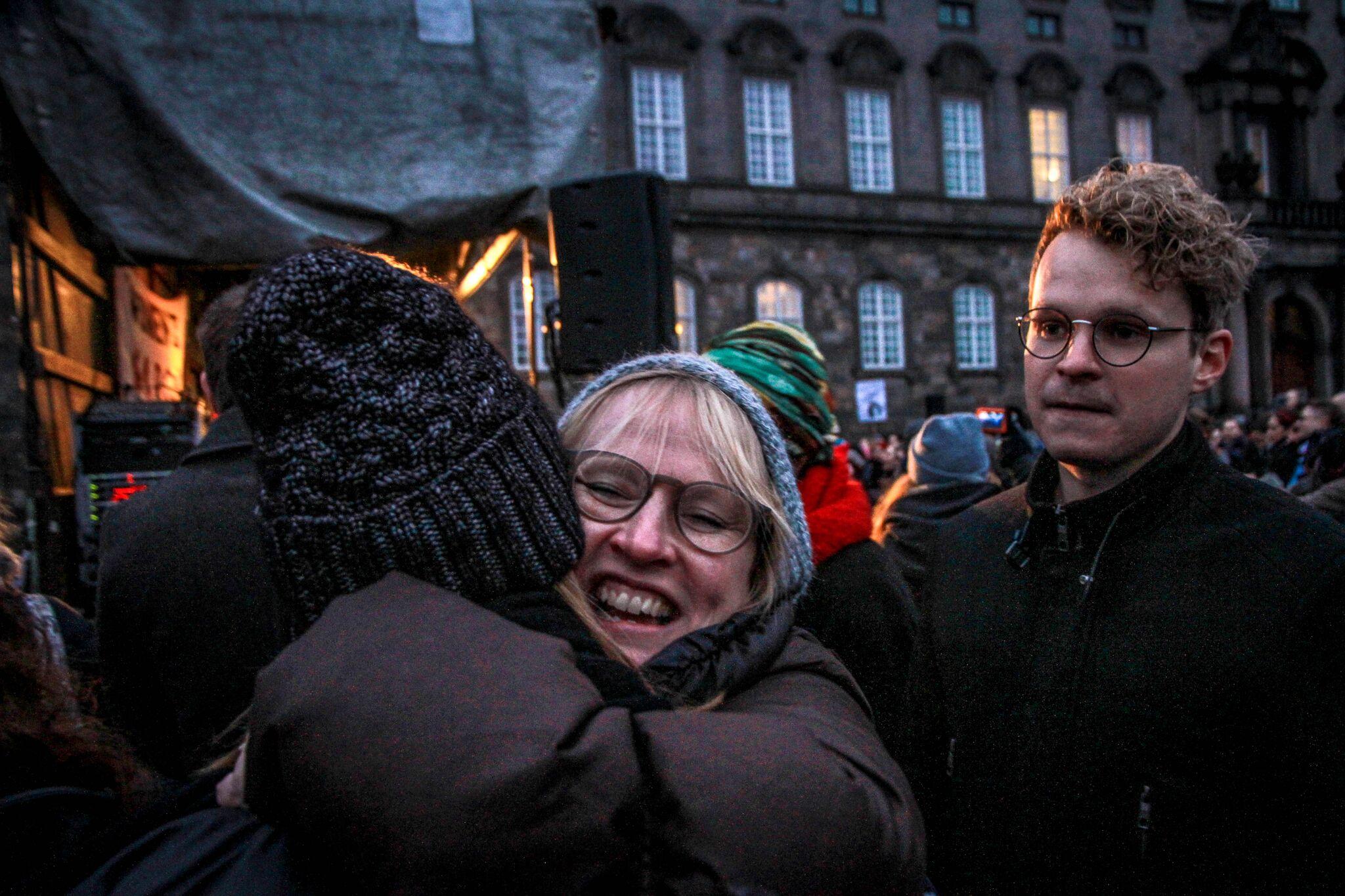 """""""Fordi vejen til ligestilling går gennem alle køn"""" - - Henriette Højberg, sekretairatsleder"""