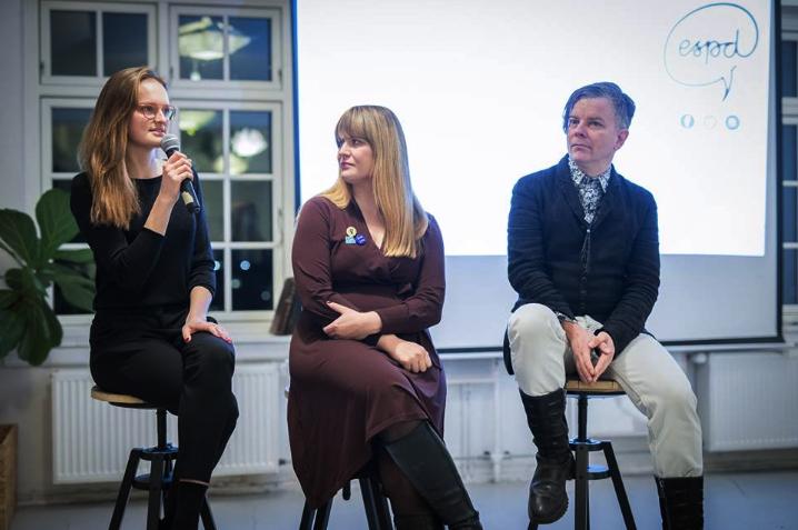 DareGender & #MeToo – jeg vil være en del af løsningen - Fotograf: Nikolaj Zoffman
