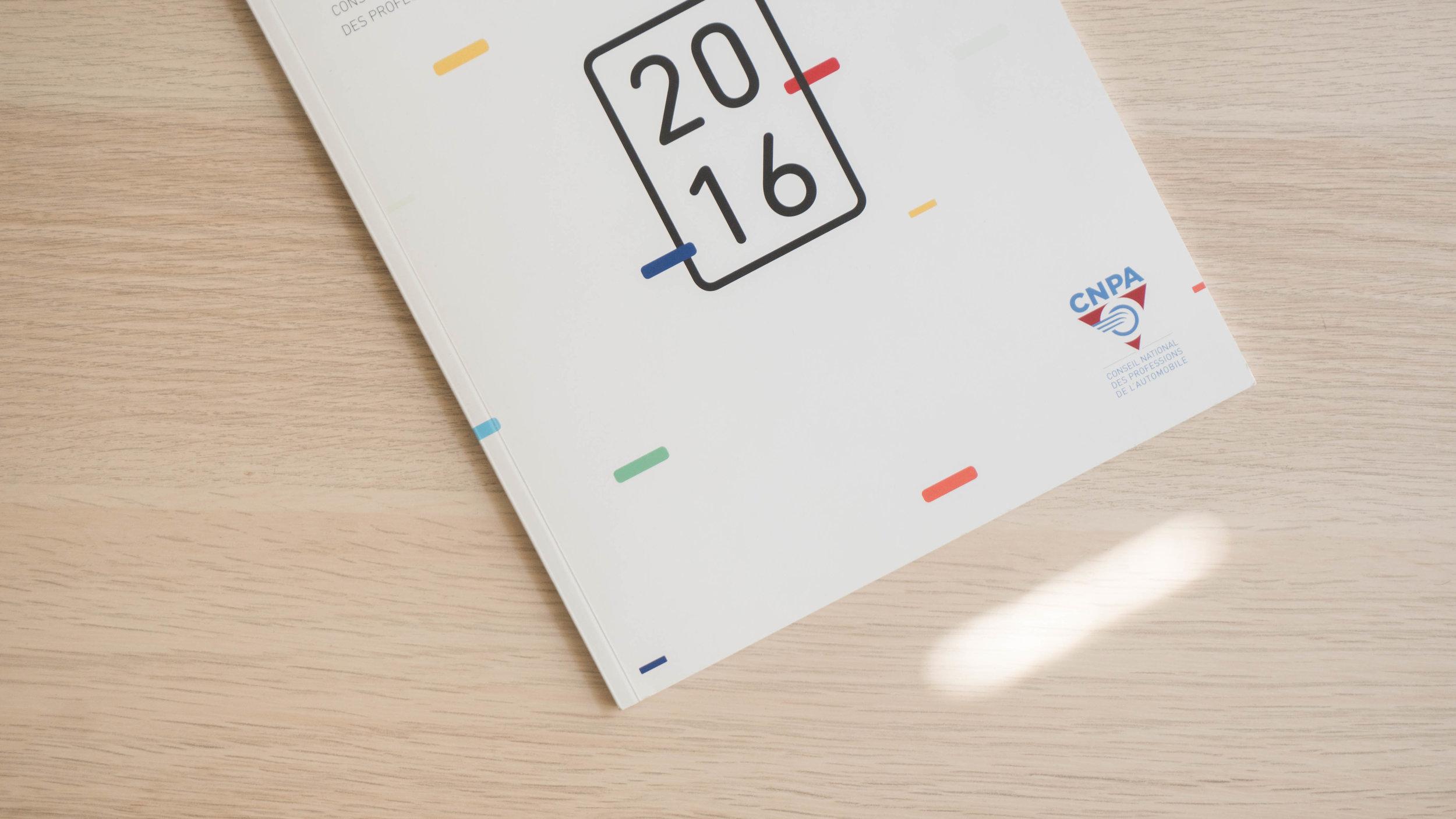 Årsberetning - - og regnskab, for 2016