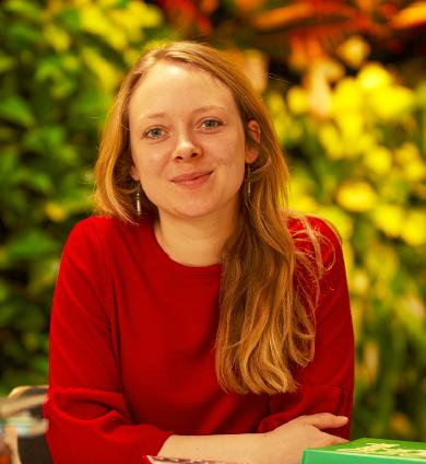 BESTYRELSESMEDLEM: Therese Vestergaard