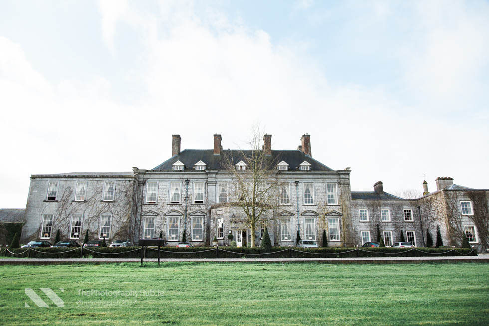 niamh smith Castle Durrow Wedding