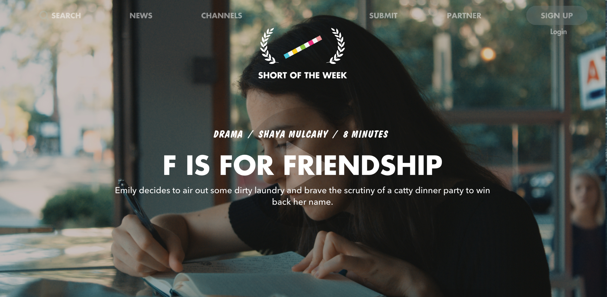 F is for Friendship SOTW