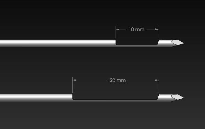 Two Sample Notch Options