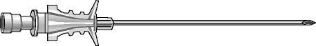 19 Gauge flashback needle