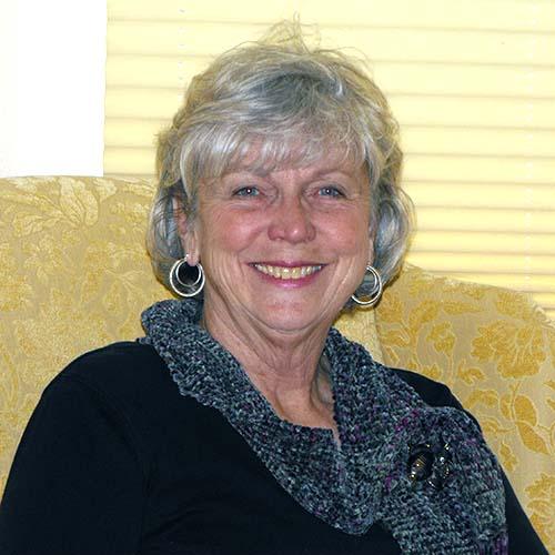 Carol Ann Rasmussen -