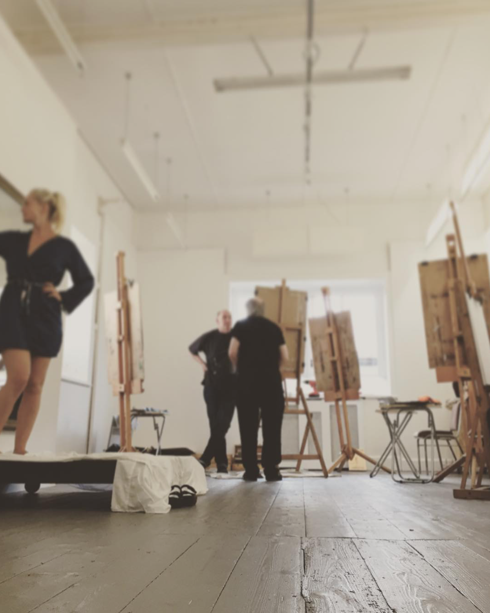Life Drawing studio space
