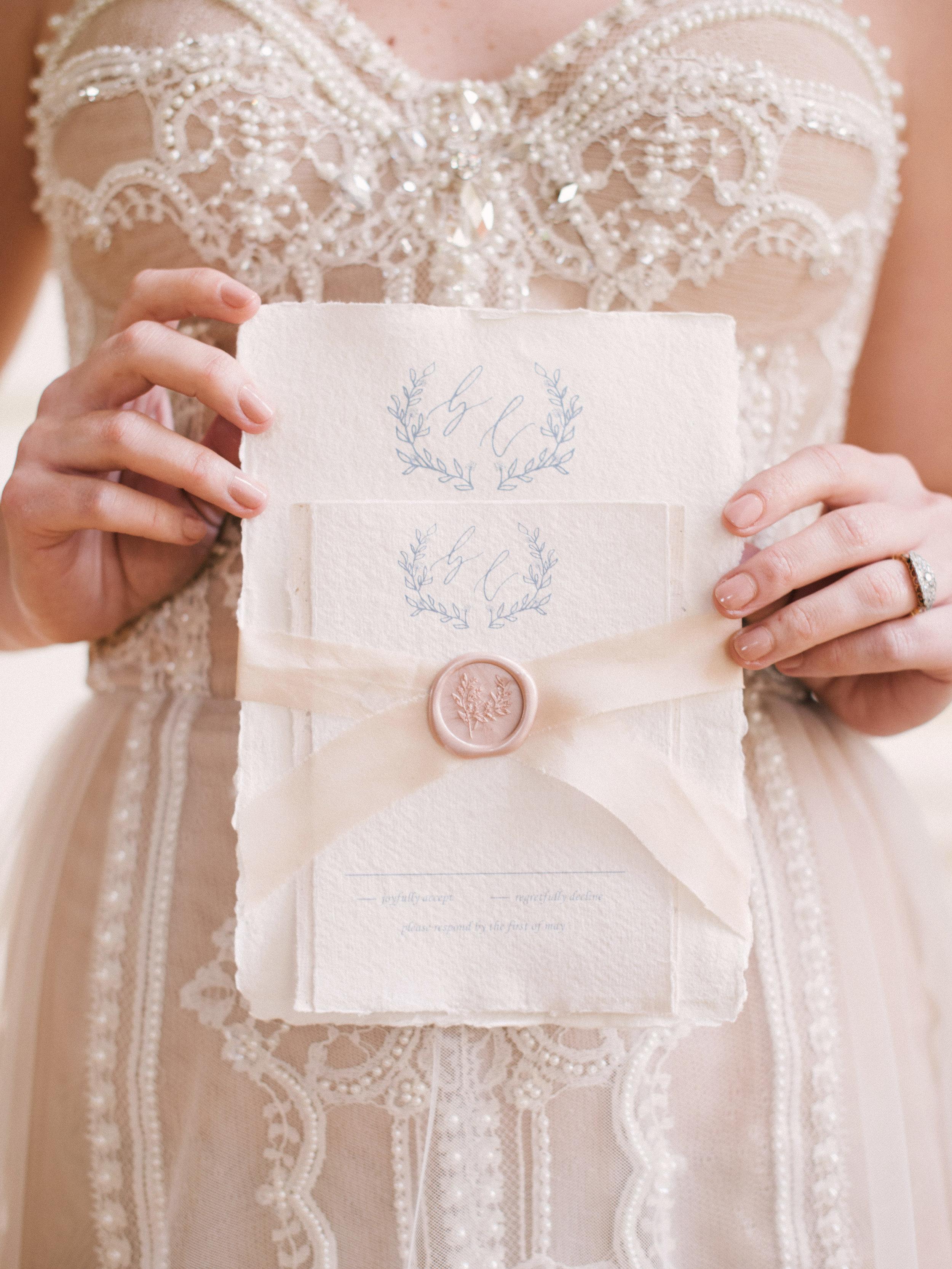 The Timeless Stylist-Elegant and Romantic Wedding Styling-Fine Art Calligraphy Wedding Invitation Suite.jpg
