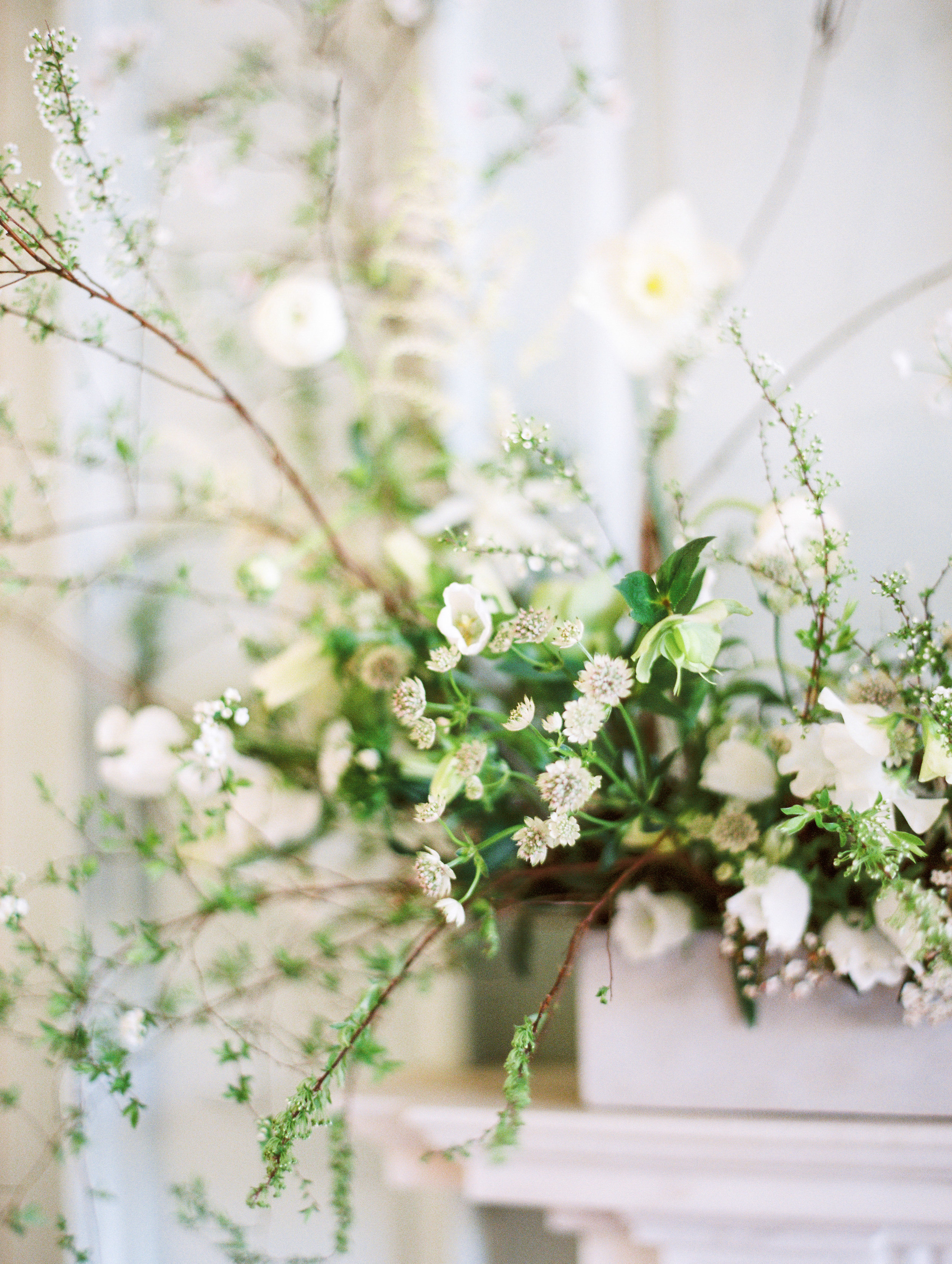 The Timeless Stylist-Elegant Wedding and Event Styling-Spring Wedding Flowers-Blossom
