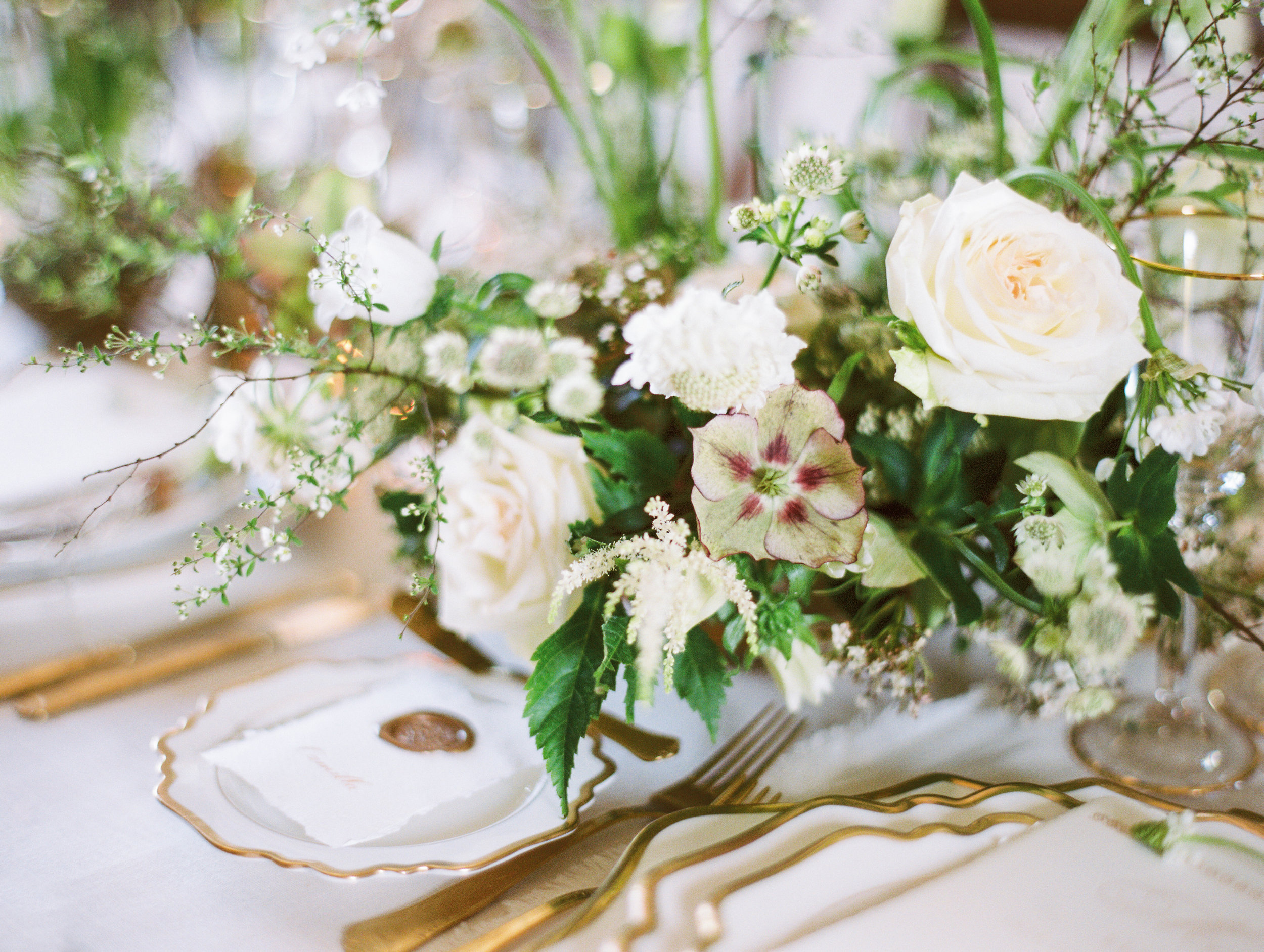 The Timeless Stylist-Elegant Wedding and Event Styling-Spring Wedding Flowers