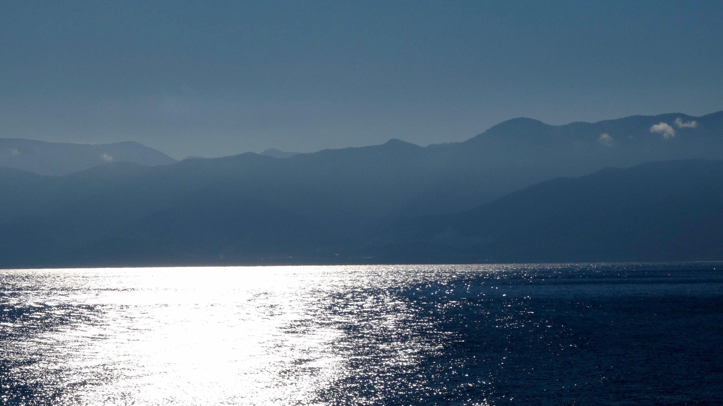 The Majestic Lake Baikal.
