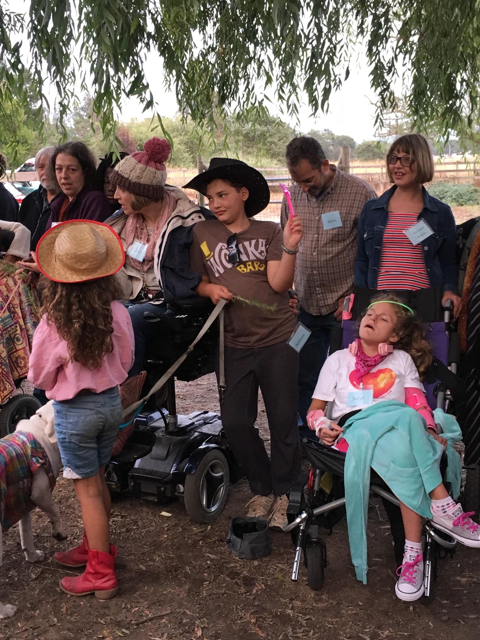 Celebrating Diversity Ner Shalom Cotati CA