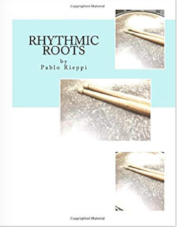 "Rhythmic Roots  is the result of my interest in rudimental snare drumming, drum set and world music. It uses our biological ""roots"" -our legs – and traditional music forms and styles from different cultures. These ideas are set to rudimental‑style snare drum writing, with hi‑hat and bass drum accompaniment."