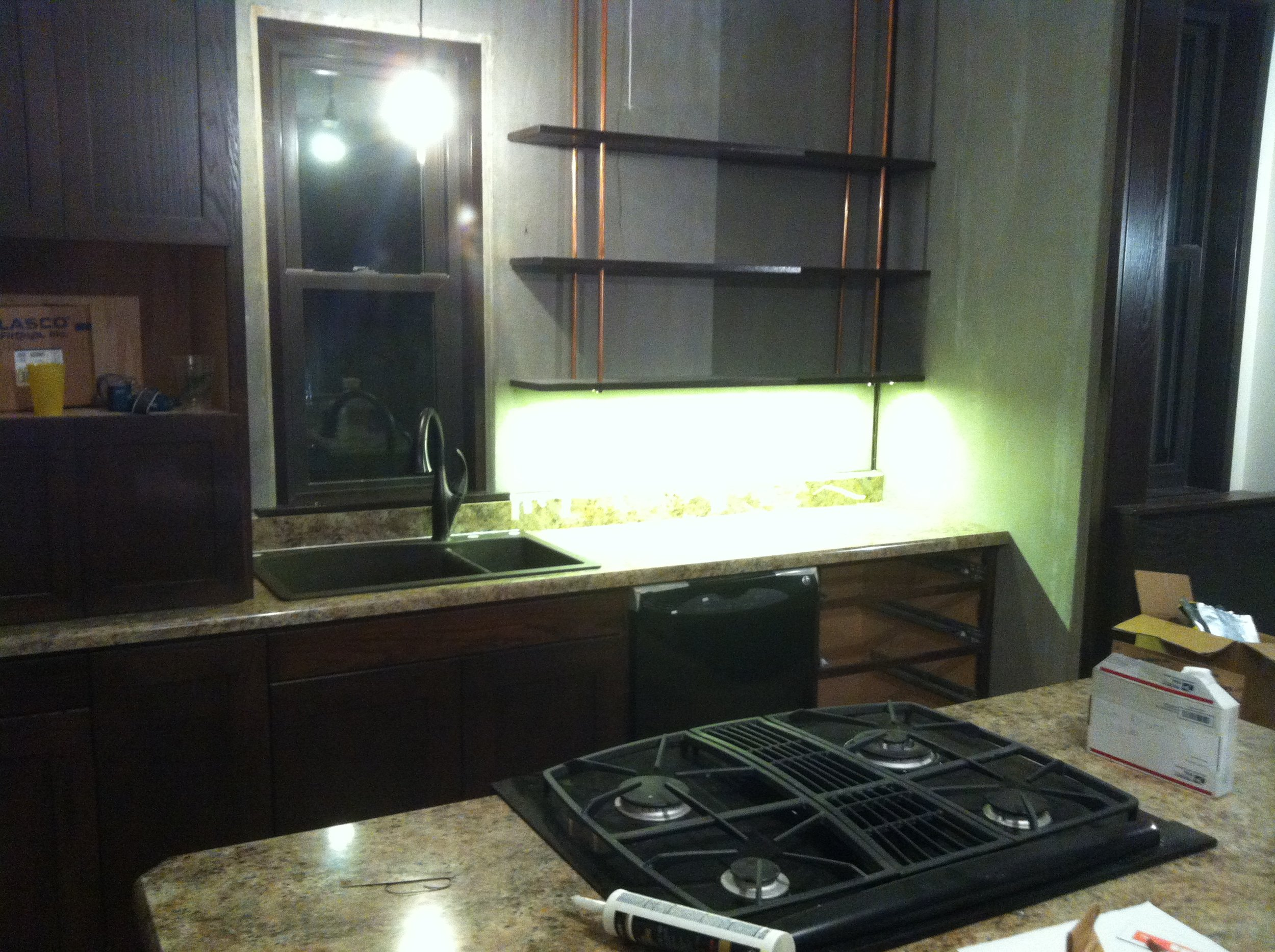 Kitchen Electrician Services