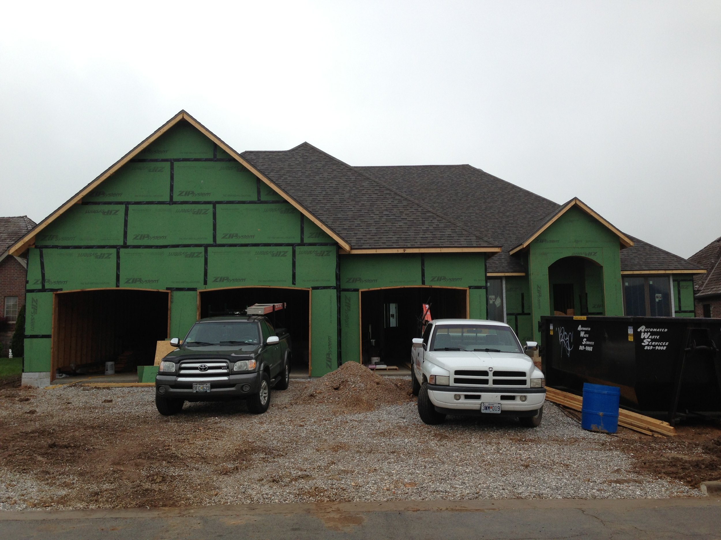 New Home Construction Electrical Services