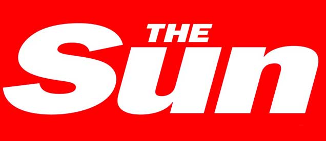 The Sun, 22nd March 2014