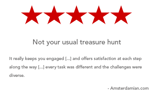 Copy of mystery city amsterdam review