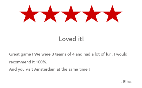 Copy of Copy of mystery city amsterdam review