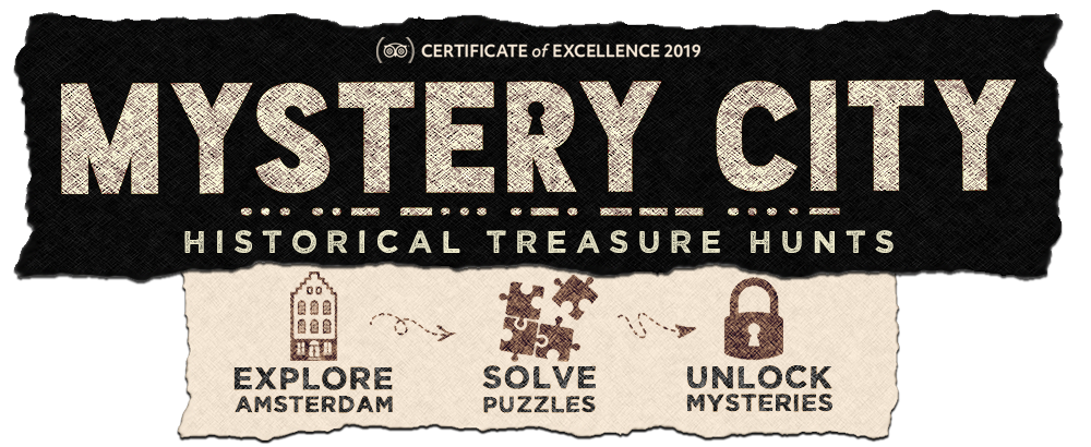 Mystery City | Amsterdam Treasure Hunts