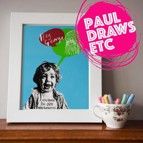 Paul Draws Etc