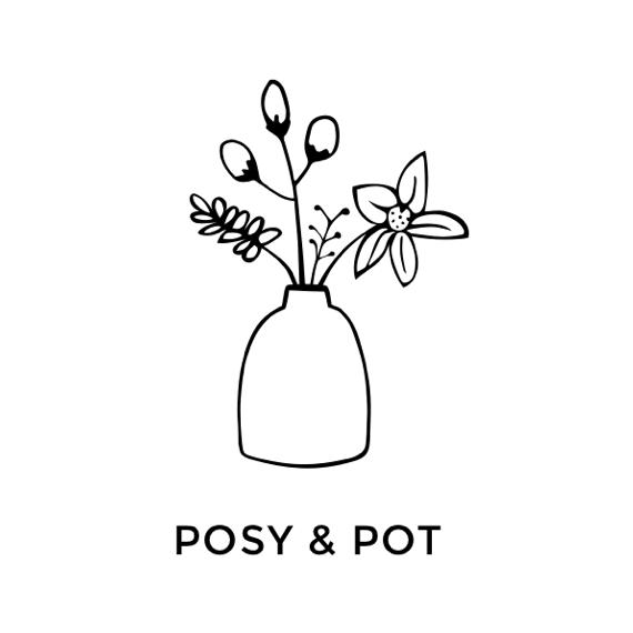 Posy & Pot