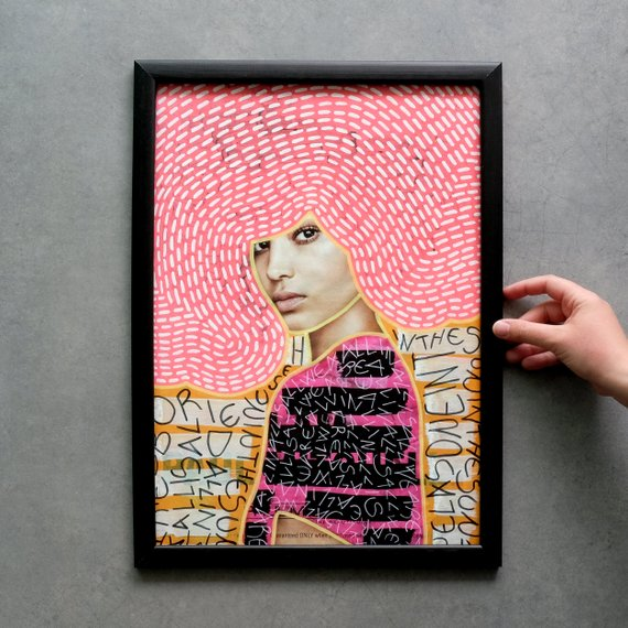 Naomi Vona Art