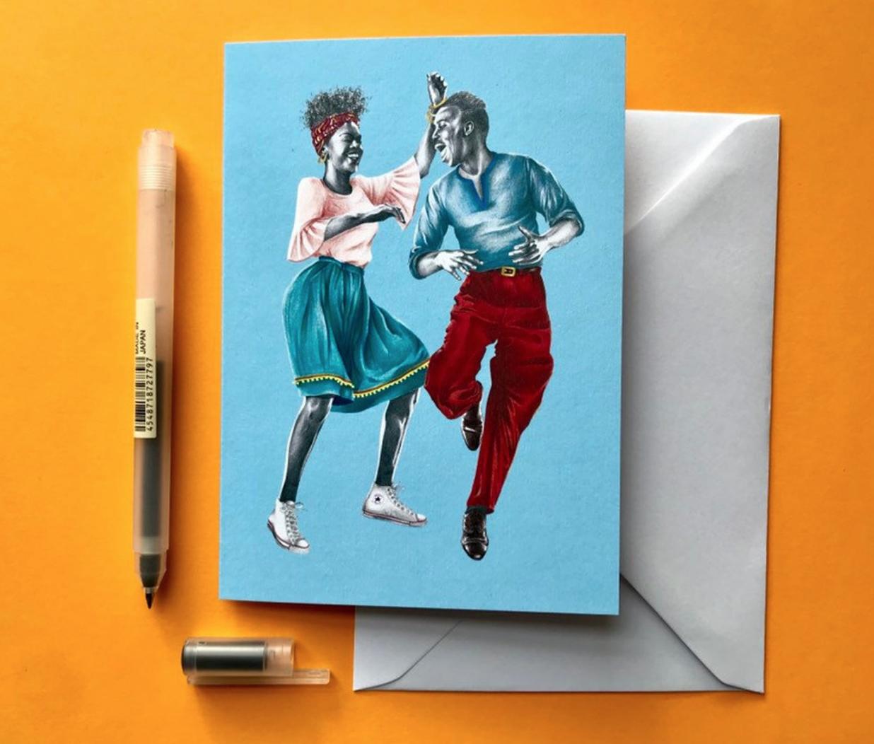 Amy Hood Illustration