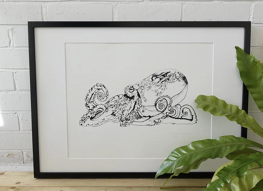 Project Fish Prints
