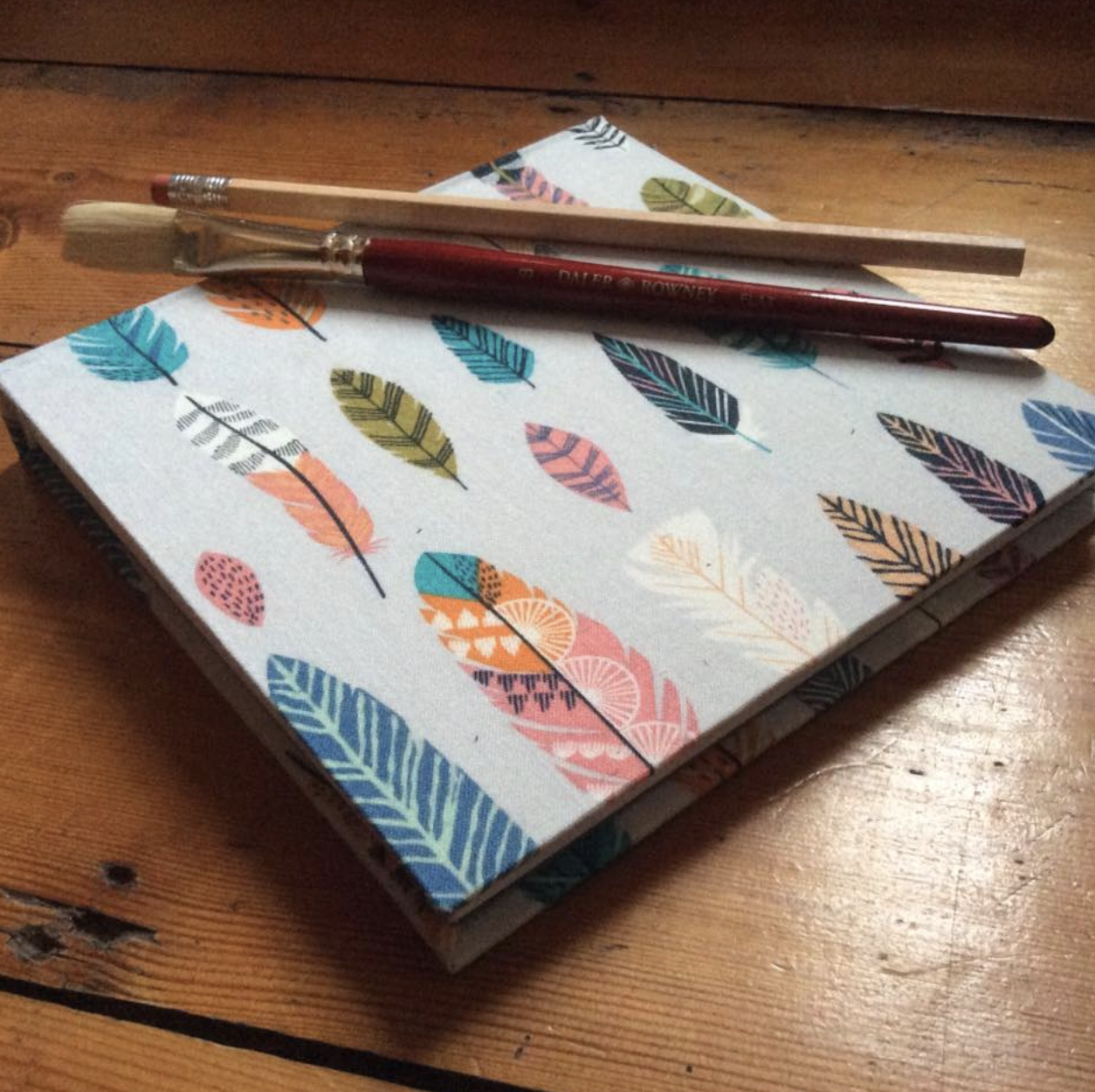Handcrafted Notebooks