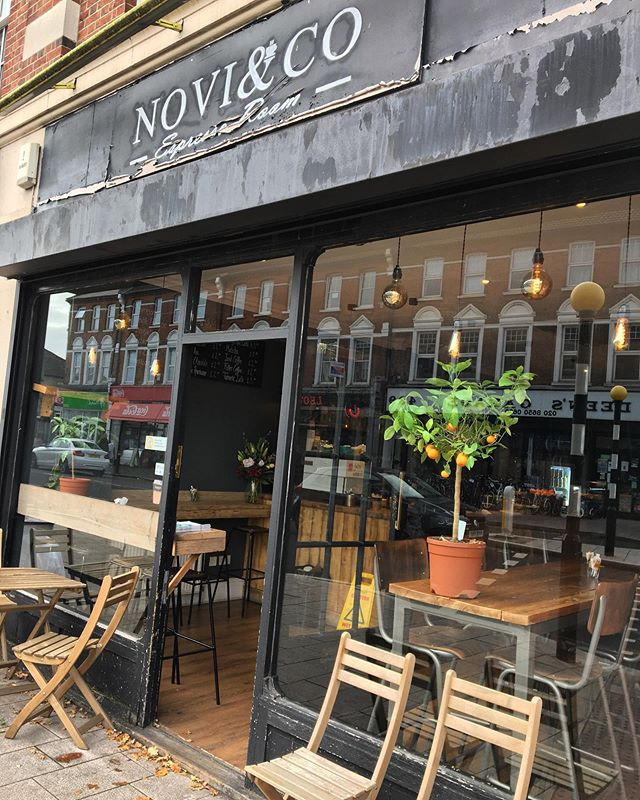 You can pick up your own copy of The Soloist at the gorgeous @noviandcobr3 in Beckenham! (You can grab yourself a cup of coffee when you're there as well!)