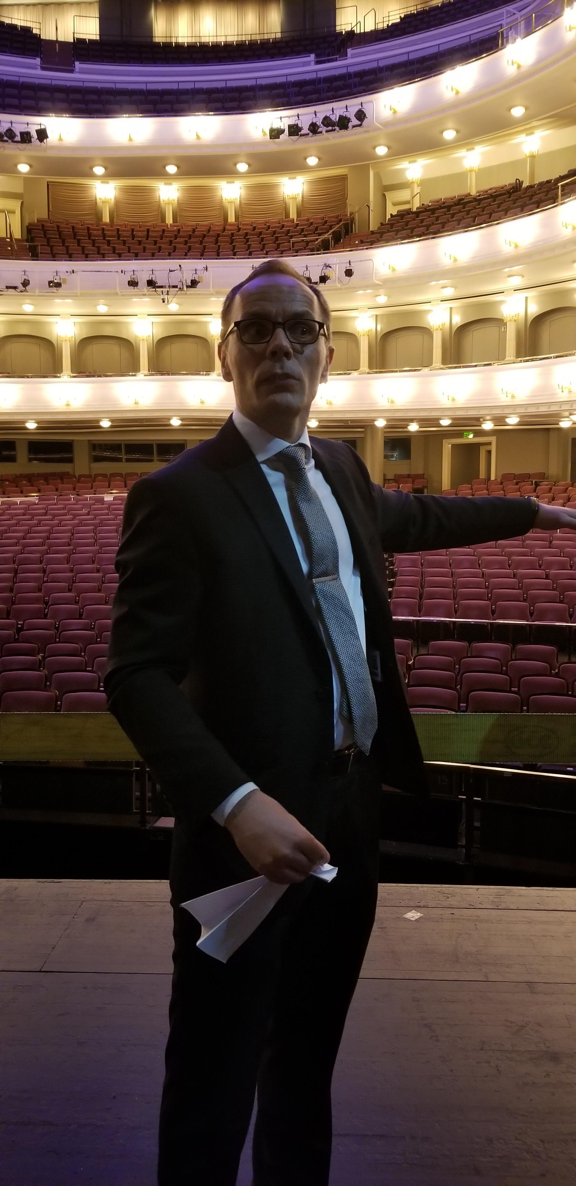 Tuomas Hiltunen - General Director - Photo by Aino Aaltonen