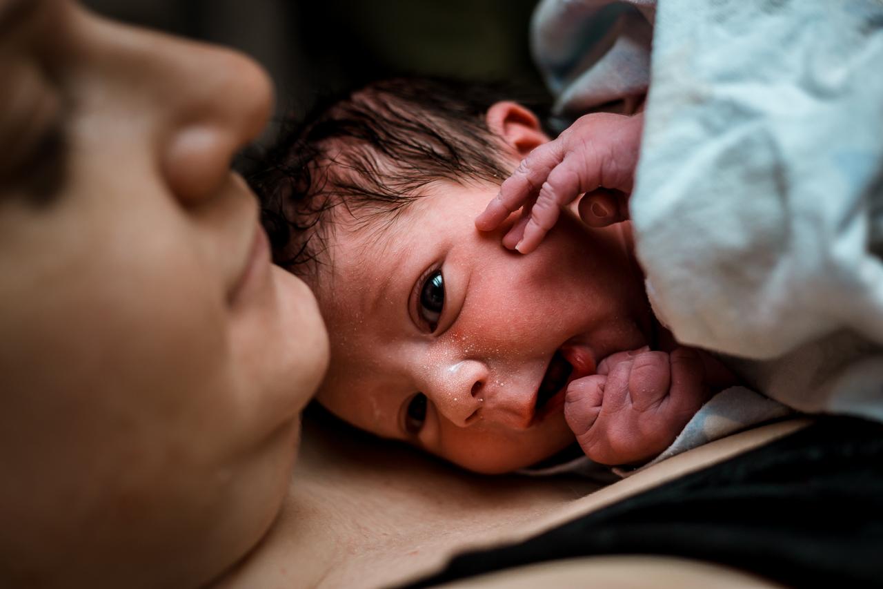 Newborn Cuddles