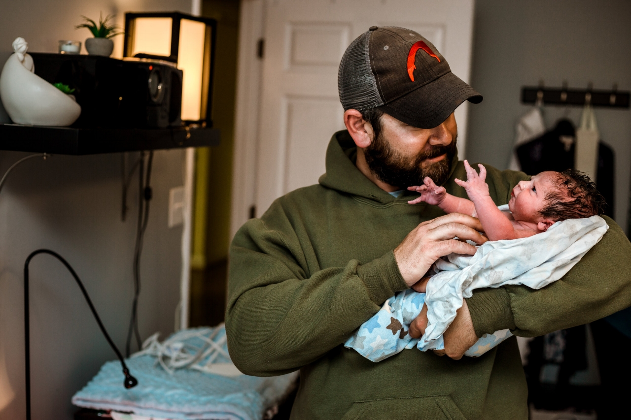 New Father Birthing Place Charlottesville