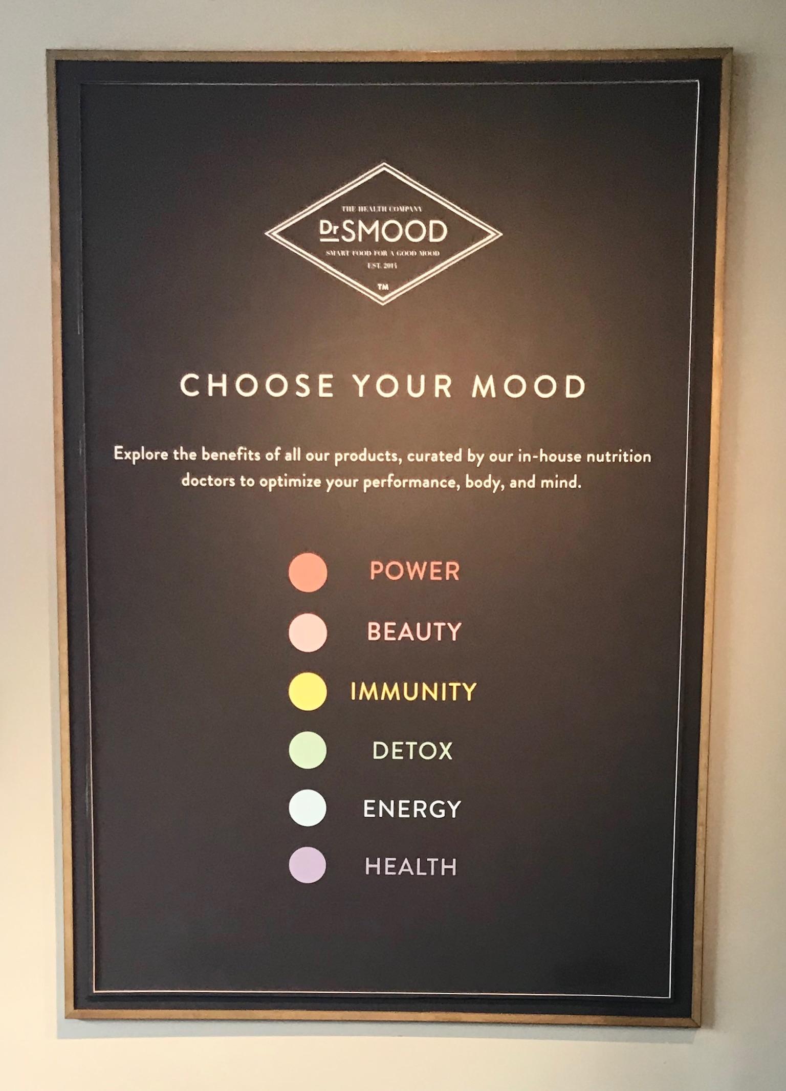 Dr Smood's Moods