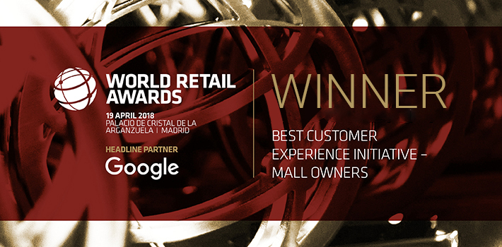 World Retail Congress 2018 - Winner