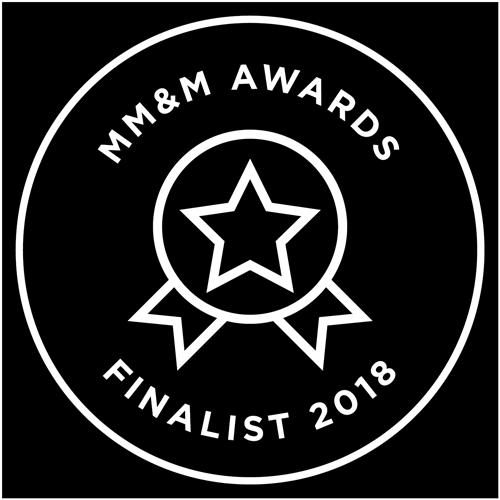 MM&M Awards - Finalist 2018