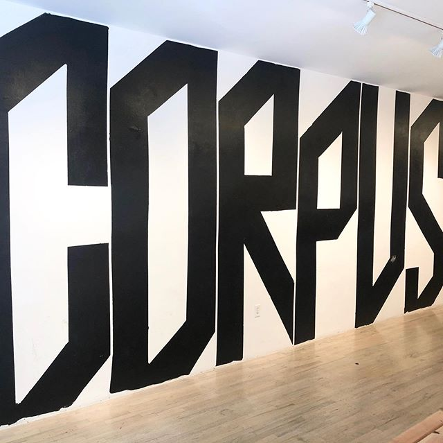 Last month we experienced the distro pop-up of #newyork community, @corpus.nyc . Corpus is a collective of musicians #showmethebody #trippjoness #dogbreathnyc , artists @tattoopepe #aintwet #hydropunk @angertv and community leaders who promote #inclusion , #empowerment , #education and most importantly #respect through their work.  Hosted in the #lowereastside on #orchardstreet #corpus sold band merch, artwork and designs by their members.  Yet the distro was more than just a pop-up shop, it was an invitation to experience what it's like to be a part of the #corpusfamily .  Each day was packed with free events showcasing the unique talent of the collective; with live dj sets, screen printing, community panels, a tattoo station, film screenings, and musical performances. Sets ranged from Corpus favorites like #slimpoppins to basement jam sessions with the rising talent of New York's youth.  On the last day they closed the distro out with a rambunctious hardcore matinee including @dogbreathnyc and @showmethebody who anchor the collective. It was a noisey, thrashing, jovial celebration.  In NYC there are a lot of pop-ups each week, and some will catch attention through instagrammable interiors , attached influencers, and other marketing gimmicks. Yet, they typically feel without purpose. Fueled by a collaborative spirit of diversity and progress the Corpus distro was as memorable as it was fun.  #rginc #customerexperience #nycpunk #nyhc #les #shopping