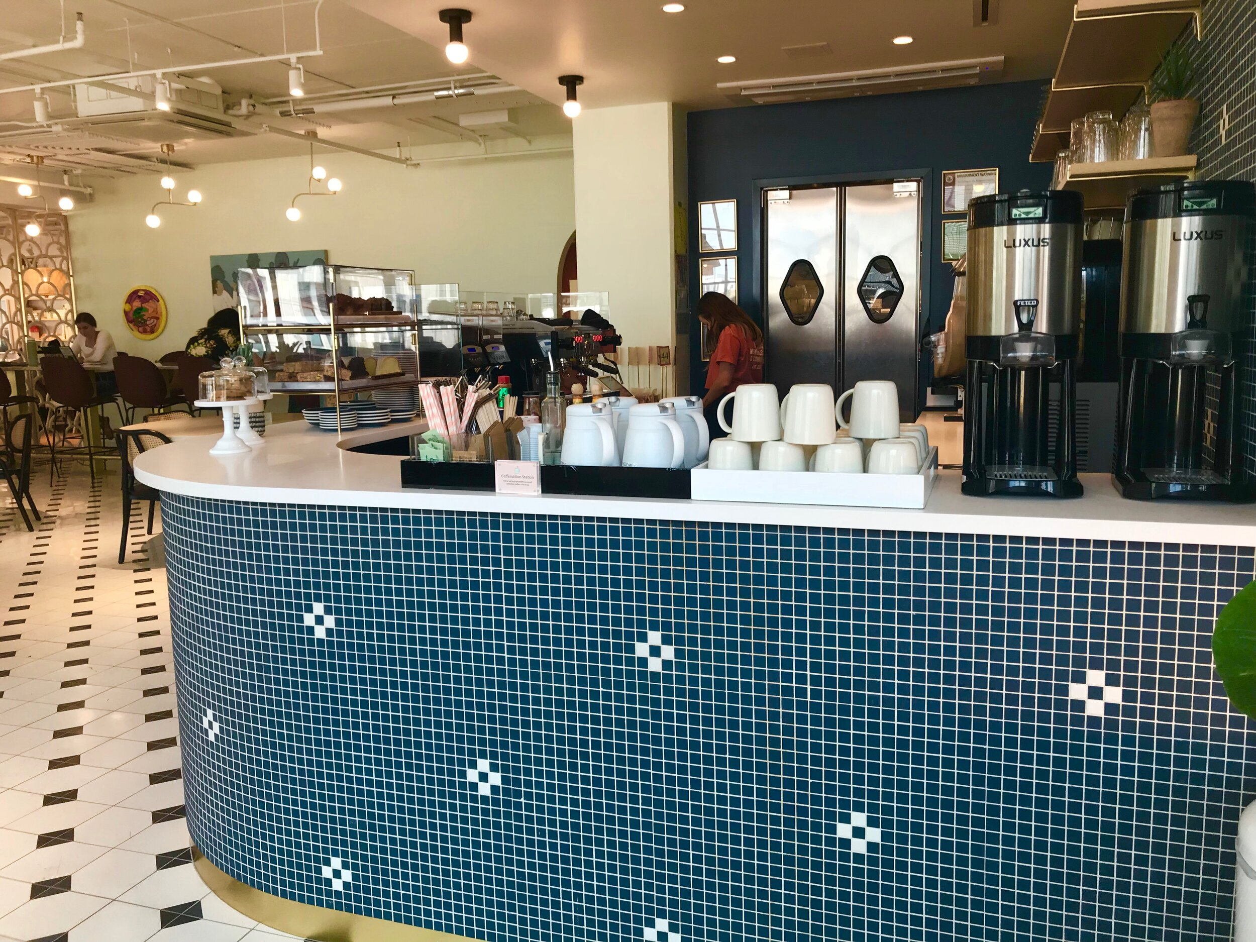 The Perch Coffee Bar