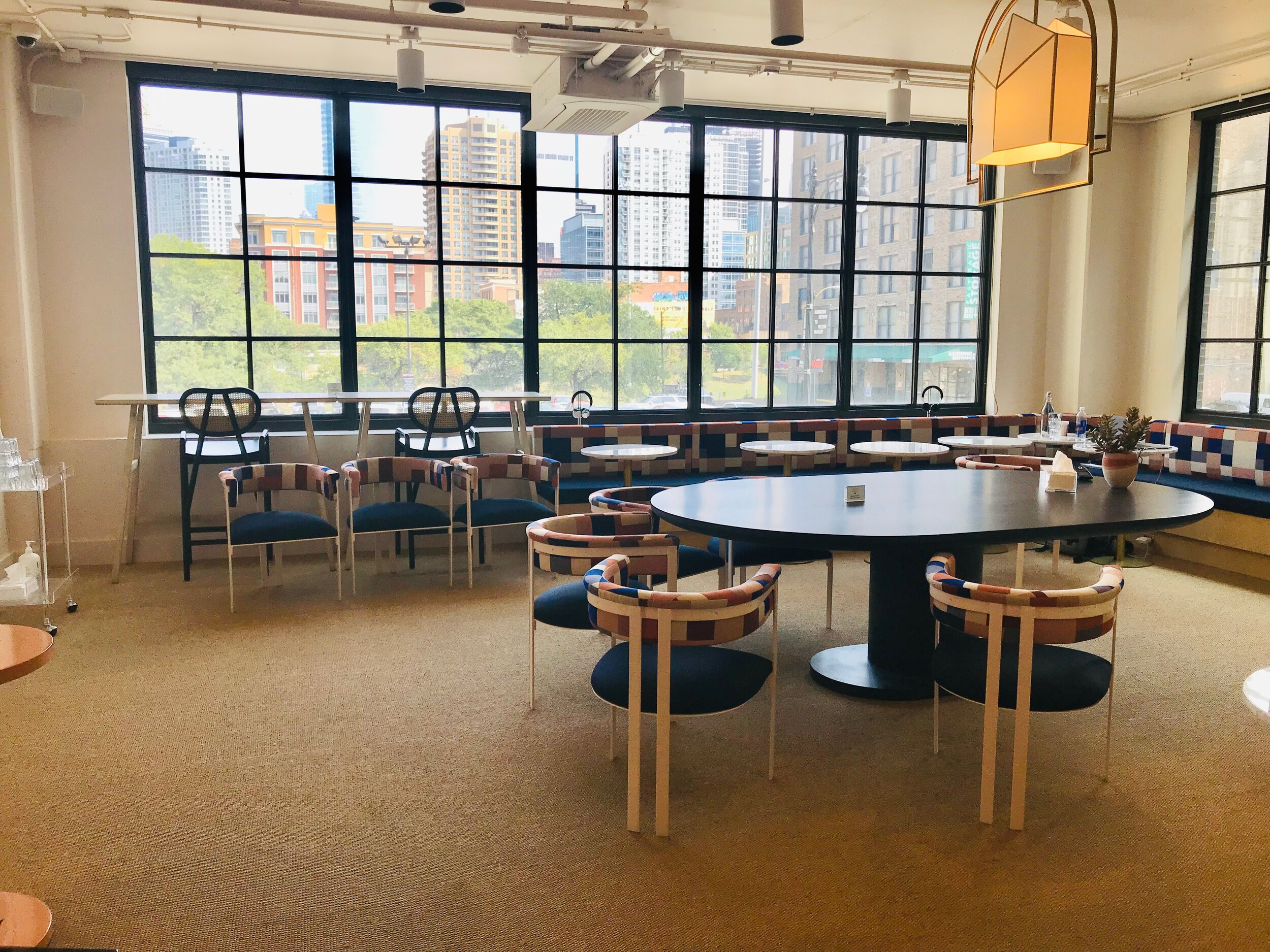 Open Co-working Lounge