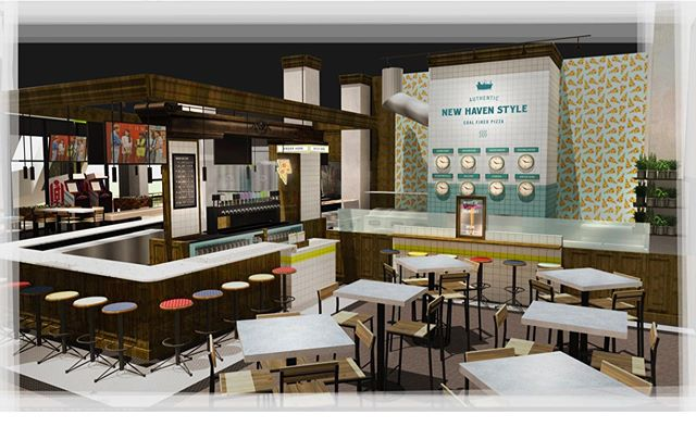 Some of my handiwork via @sidecarcreatives with @taftsbrewpouriumcolumbus  This project has been a very unique one- I have to say I've never had another client so willing to integrate with the neighborhood and use local Columbus talent to bring a design to life. Proud to collaborate with @archall.architects @comptonconstruction @2headedhorse @flatblackcommercialvisuals and @edgeworkcreative to name a few. Link to @columbusunderground article in bio. Come have pizzas with me when it's open!