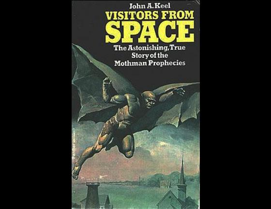 Ep 50: Mothman — Astonishing Legends