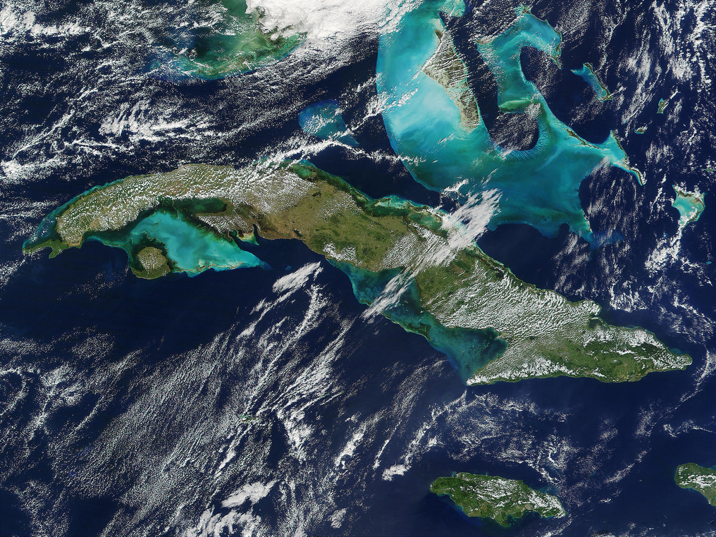 Andros from Space